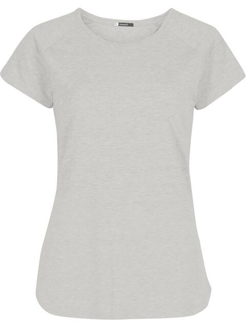 Norrøna /29 Tencel - Camiseta manga corta Mujer - gris